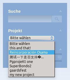 Collabtiv Quickfinder PHP Project management